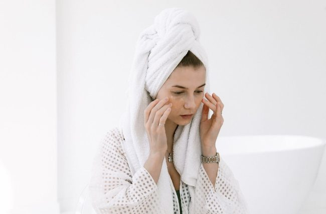 Restore collagen in skin